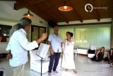 Osho Inipi Circle 21° anno - domenica mattina, marriage ceremony