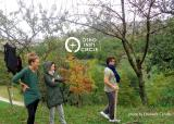 Let Go Experience, al Podere Calvanella, 5-7 ott. 2018 - costruzione dell'Inipi