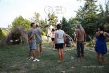 Il Rito di Passaggio - Equinozio d'Autunno 2018 - Arshad Moscogiuri e Osho Inipi Circle -Bertinoro