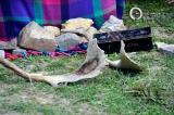 Osho Inipi Circle 21° anno - sabato: il primo Inipi è in corso