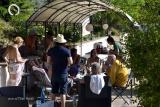 Osho Inipi Circle 21° anno - sabato, attendendo l'inizio del secondo Inipi