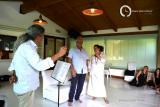 Osho Inipi Circle 21° anno - domenica mattina, marriage ceremony