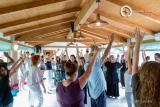 Osho Inipi Circle 21° anno - domenica pomeriggio: fine dell'evento