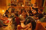 2007 Osho Inipi Circle 10th year - the Staff meeting