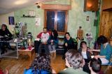 2012 Osho Inipi Circle - Mai dire Maya (the End of the World group)